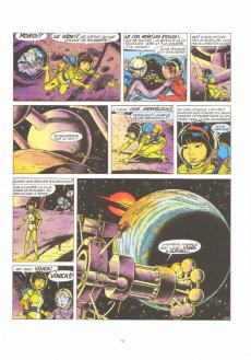 Extrait de Yoko Tsuno -6FS- Les 3 soleils de vinéa