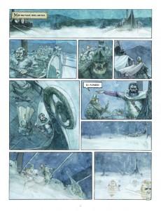 Extrait de Sigurd & Vigdis -1- L'Ordre