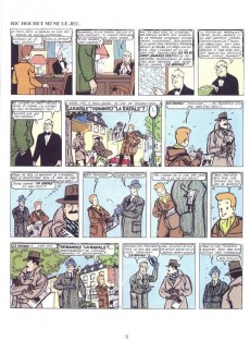 Extrait de Ric Hochet - La collection (Hachette) -58- Premières armes