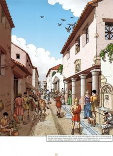 Extrait de Alix (Les Voyages d') -34- Aquae-Sextiae (Aix-en-Provence)