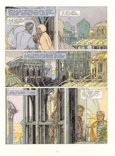 Extrait de Les cités obscures -1- Les murailles de Samaris