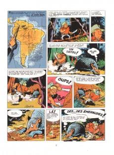 Extrait de Martin Milan (2e Série) -2- Les clochards de la jungle
