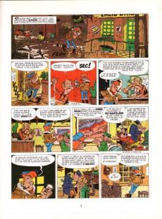 Extrait de Martin Milan (2e Série) -9- Destination guet-apens