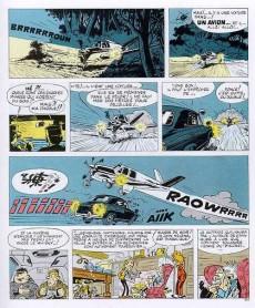 Extrait de Spirou et Fantasio -17Pub- Spirou et les hommes-bulles