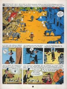 Extrait de Lucky Luke -34Ind- Dalton City