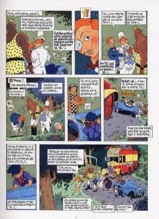 Extrait de Les farfelingues -2- La trompe à Neuneu