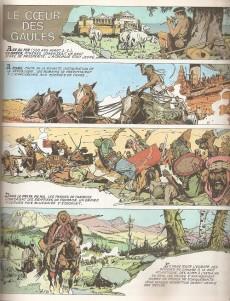 Extrait de Histoire de France en bandes dessinées (Intégrale) -1a- De vercingétorix aux vikings
