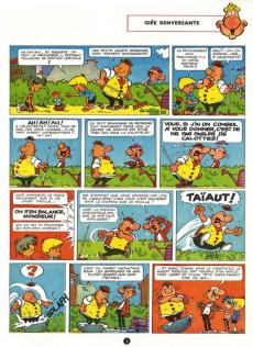 Extrait de Achille Talon -1b76- Les idées d'Achille Talon cerveau-choc !
