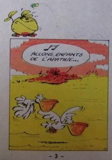 Extrait de Le flagada -18MR1571- Le Flagada & les Haricots sauteurs