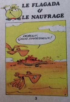 Extrait de Le flagada -19MR1582- Le Flagada & le Naufragé