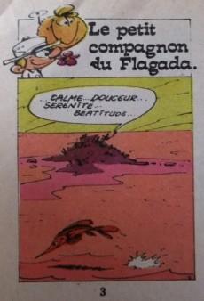 Extrait de Le flagada -22MR1604- Le petit compagnon du Flagada