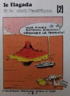 Extrait de Le flagada -30MR1741- Le Flagada et le