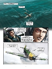Extrait de Lady Spitfire -3- Une pour tous et tous pour elle