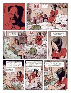 Extrait de Le sourire de Mao