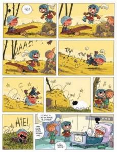 Extrait de Jeu de gamins -3- Les Chevaliers