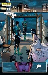 Extrait de Green Lantern (DC Renaissance) -2- La Vengeance de Black Hand