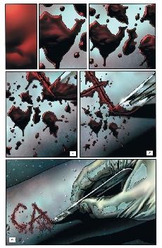 Extrait de Before Watchmen -3- Volume 3