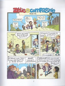 Extrait de Zélie et Compagnie (2e série) -10- Au zénith
