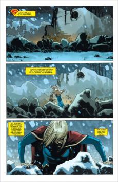 Extrait de Supergirl (Urban Comics) -1- La dernière fille de Krypton