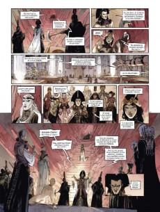 Extrait de Elric (Blondel/Poli/Recht) -1- Le Trône de rubis