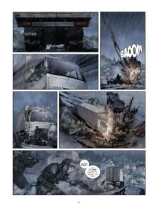 Extrait de Les seigneurs de guerre -2- Vareck