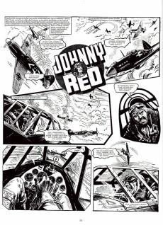Extrait de Johnny Red -1- L'Envol du Faucon