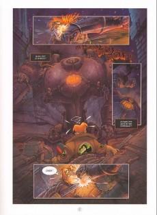 Extrait de Nicodémus Red -1- Les Dragons d'Hillrude