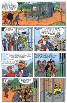 Extrait de Spirou et Fantasio -5- Les voleurs du Marsupilami