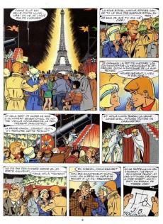 Extrait de Ric Hochet - La collection (Hachette) -61- Le jeu de la potence