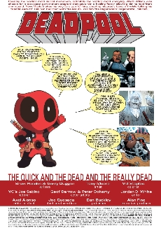 Extrait de Deadpool (2013) -4- The Quick and the Dead and the Really Dead