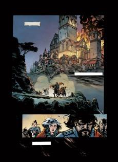 Extrait de Horacio d'Alba -2- Le roi soldat