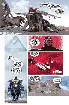 Extrait de Uncanny Avengers (2012) -6- The Apocalypse Twins (Part One)