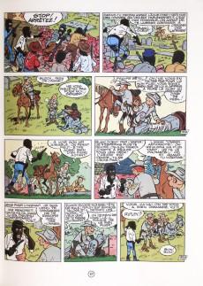 Extrait de Les tuniques Bleues -20b1984- Black Face
