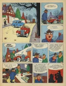 Extrait de Clifton (1re série) -3- Clifton et les espions