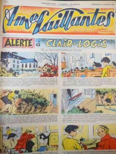 Extrait de (Recueil) Ames vaillantes -161954- N°16-1954