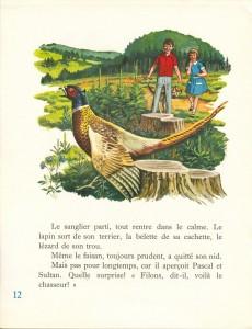 Extrait de (AUT) Funcken -a- Les secrets de la forêt