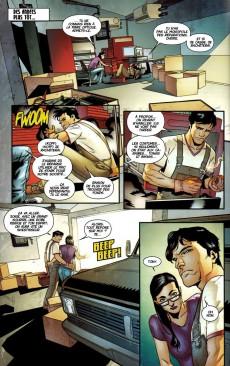 Extrait de Ultimate Universe (Hors Série) -2- Iron Man : Démon en armure
