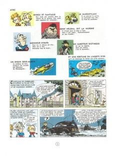 Extrait de Spirou et Fantasio -17f94- Spirou et les hommes-bulles