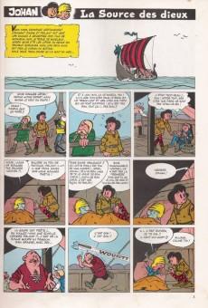 Extrait de Johan et Pirlouit -6Pub- La Source des dieux