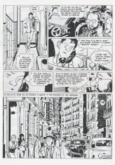 Extrait de L'Étrangleur - Nestor Burma -6- Boulevard... Ossements (3)