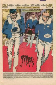 Extrait de New Mutants (The) (1983) -19- Siege