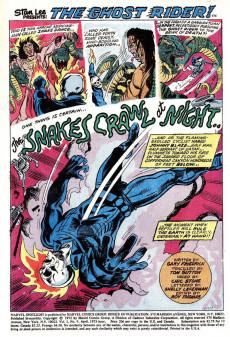 Extrait de Marvel Spotlight Vol 1 (1971) -9- The snakes crawl at night