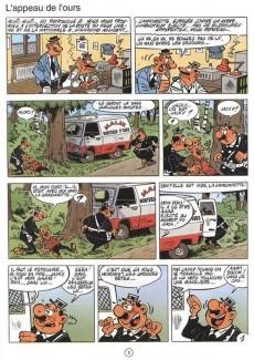 Extrait de L'agent 212 -15a2003- L'appeau de l'ours