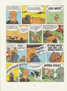 Extrait de Martin Milan (2e Série) -8- Les hommes de la boue