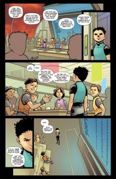 Extrait de Ender's Shadow: Command School (2009) -4- Ender's Shadow : Command School #4