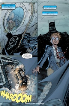 Extrait de Batman : Silence -INT a13- Silence