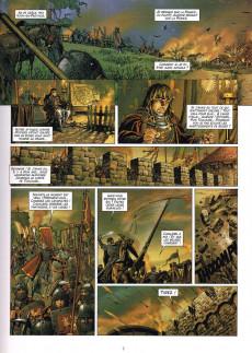 Extrait de Les reines de sang - Aliénor, la Légende noire -2- Volume 2/3