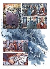 Extrait de Mystères et secrets du Titanic