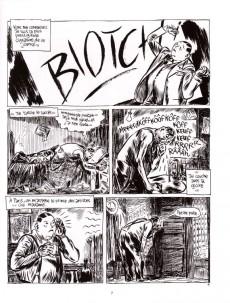 Extrait de Blotch -1- Le roi de Paris