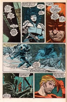 Extrait de Daredevil (1964) -284- The outsider